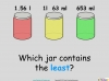 Converting and Comparing Units of Volume - Year 4 (slide 18/36)
