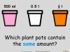 Converting and Comparing Units of Volume - Year 4 (slide 22/36)