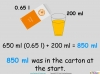 Converting and Comparing Units of Volume - Year 4 (slide 29/36)