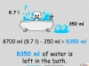 Converting and Comparing Units of Volume - Year 4 (slide 33/36)