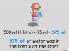Converting and Comparing Units of Volume - Year 4 (slide 35/36)