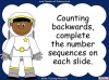 Counting Backwards - Year 1 (slide 22/37)