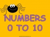 Counting Spiders - Counting Numbers 6 to 10 (slide 34/45)