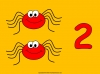 Counting Spiders - Counting Numbers 6 to 10 (slide 37/45)