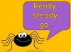 Counting Spiders - Counting Numbers 6 to 10 (slide 5/45)