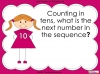 Counting in 10s - Year 1 (slide 17/30)