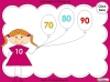 Counting in 10s - Year 1 (slide 20/30)