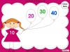 Counting in 10s - Year 1 (slide 22/30)