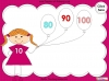 Counting in 10s - Year 1 (slide 23/30)