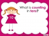 Counting in 10s - Year 1 (slide 3/30)