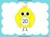 Counting in 2s to 20 - Year 1 (slide 16/30)