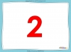 Counting in 2s to 20 (slide 6/17)