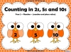 Counting in 2s, 5s and 10s - Year 2 (slide 1/50)