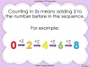 Counting in 2s (slide 3/42)