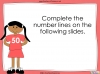 Counting in 50s - Year 3 (slide 10/30)