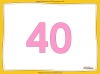 Counting in 5s to 50 - Year 1 (slide 13/32)
