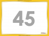 Counting in 5s to 50 - Year 1 (slide 14/32)