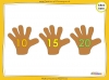Counting in 5s to 50 - Year 1 (slide 18/32)