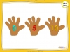 Counting in 5s to 50 - Year 1 (slide 20/32)
