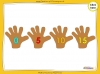 Counting in 5s to 50 - Year 1 (slide 23/32)