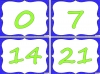 Counting in 7s (slide 34/42)
