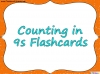 Counting in 9s (slide 35/44)