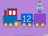 Counting in Multiples of Twos Train (slide 20/28)
