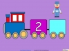 Counting in Multiples of Twos Train (slide 21/28)