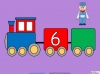 Counting in Multiples of Twos Train (slide 25/28)