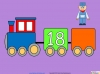Counting in Multiples of Twos Train (slide 26/28)