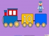 Counting in Multiples of Twos Train (slide 27/28)