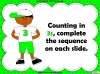 Counting in Steps of 3 - Year 2 (slide 11/42)