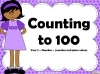 Counting to 100 - Year 2 (slide 1/44)