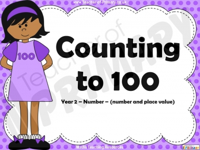 Counting to 100 - Year 2