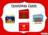 Creating a Christmas Card (slide 4/21)