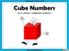 Cube Numbers - Year 5