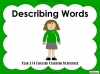 Describing Words (slide 1/6)