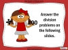 Dividing One and Two Digit Numbers by 100 - Year 4 (slide 11/32)