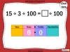 Dividing One and Two Digit Numbers by 100 - Year 4 (slide 13/32)
