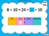 Dividing One and Two Digit Numbers by Ten - Year 4 (slide 15/32)