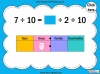 Dividing One and Two Digit Numbers by Ten - Year 4 (slide 16/32)