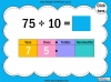 Dividing One and Two Digit Numbers by Ten - Year 4 (slide 22/32)