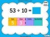 Dividing One and Two Digit Numbers by Ten - Year 4 (slide 23/32)