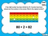Dividing One and Two Digit Numbers by Ten - Year 4 (slide 30/32)
