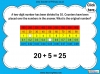 Dividing One and Two Digit Numbers by Ten - Year 4 (slide 31/32)
