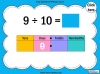 Dividing One and Two Digit Numbers by Ten - Year 4 (slide 6/32)