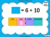 Dividing One and Two Digit Numbers by Ten - Year 4 (slide 8/32)