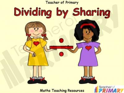 Dividing by Sharing teaching resource