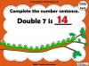 Doubles - Year 1 (slide 28/37)