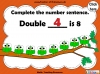 Doubles - Year 1 (slide 29/37)
